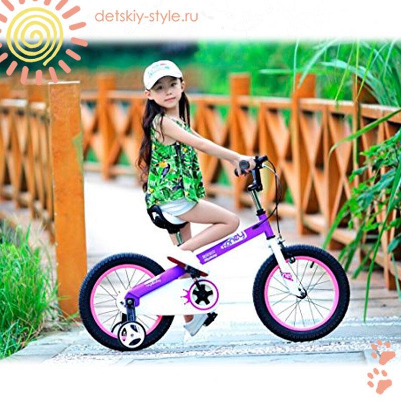 велосипед royal baby honey steel 18, купить, цена, заказ, дешево, стоимость, заказать, детский велосипед роял беби, доставка по россии, колеса 18 дюймов, бесплатная доставка, от 5 до 9 лет, отзывы, обзор, интернет магазин, официальный дилер