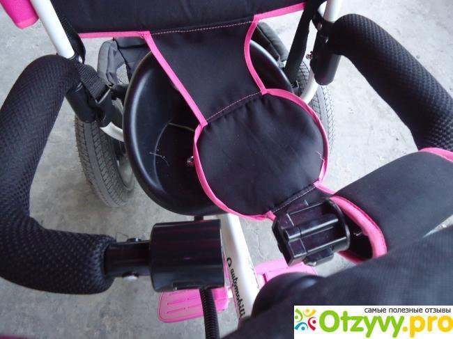 Детский трехколесный велосипед Azimut Lamborghini обман