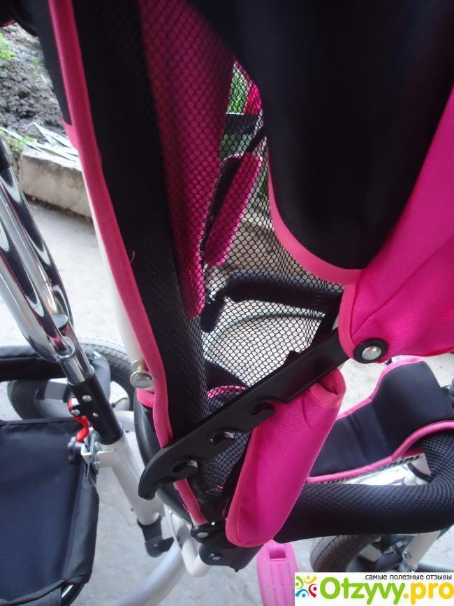 Детский трехколесный велосипед Azimut Lamborghini отрицательные отзывы