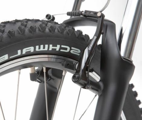 колодки тормозные на велосипед фото