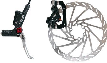 как установить дисковые тормоза на велосипед фото 1