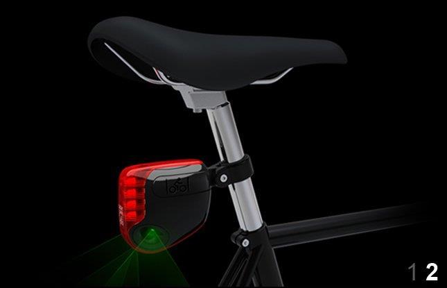 лазерная велодорожка