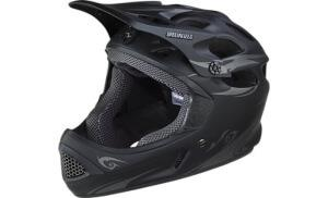 Велосипедные шлемы full face для фрирайда, дерта и стрита
