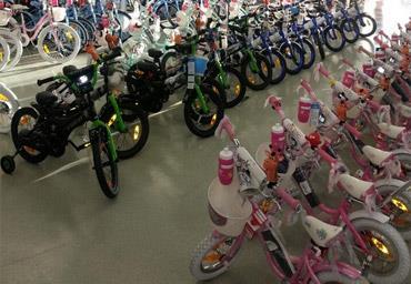 Детские велосипеды в Спортмастере