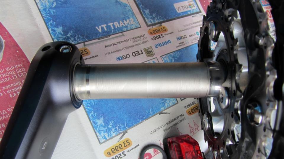 Вал MC-M670