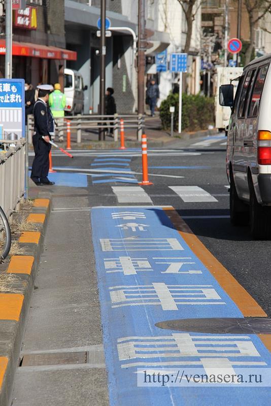 Велосипеды в Японии