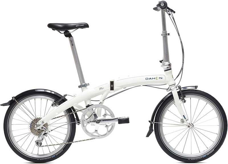 Складной велосипед Dahon Mu P8