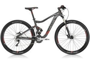 """горный двухподвесный велосипед марафон 29"""" reyon 30"""