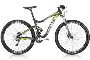 """горный двухподвесный велосипед марафон 29"""" reyon 50"""