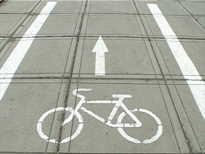 В России не хватает велодорожек