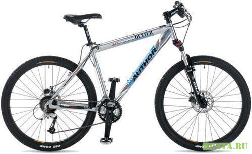 Горный велосипед Author Dexter