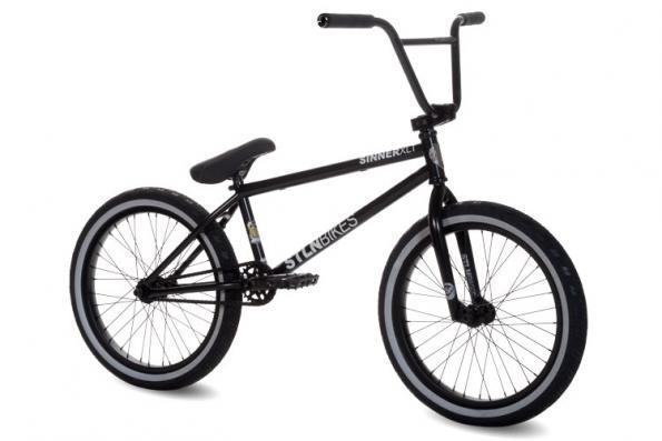 Stolen Bike BMX