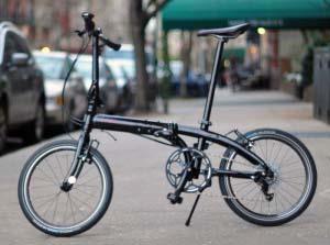 Складной велосипед Tern