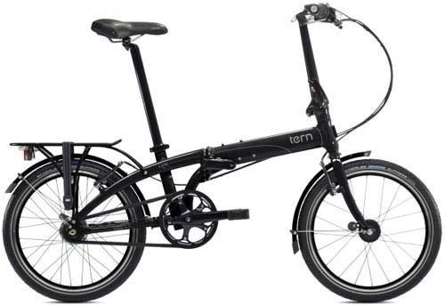 Складной велосипед Tern Link P7i