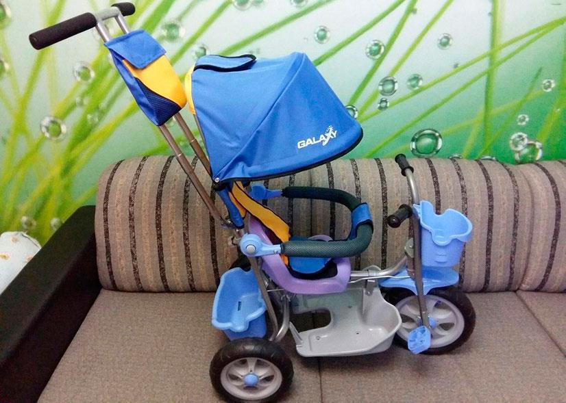 """Велосипед """"Лучик"""" для малышей: особенности модели и отзывы"""