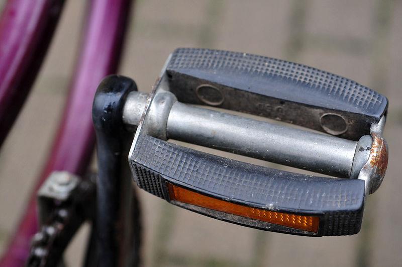 Борьба со скрипом вело-педалей