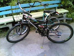 Велосипед Stinger 26 MATRIX