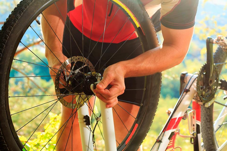 Ремонт горного велосипеда своими руками. Вам это под силу!