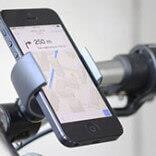 держатели на велосипед для телефона и gps