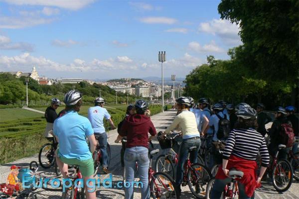 Аренда велосипедов в Лиссабоне для всех
