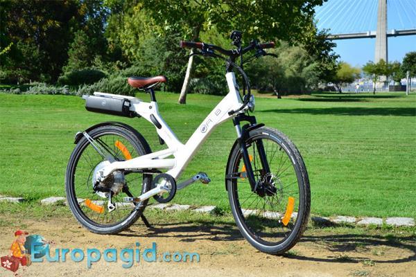 Аренда велосипедов в Лиссабоне для вас