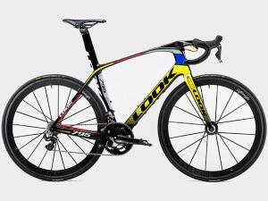 Шоссейный спортивный карбоновый велосипед