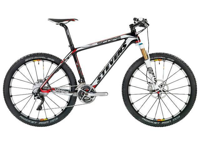 Горный велосипед Stevens Scope Team с карбоновой рамой