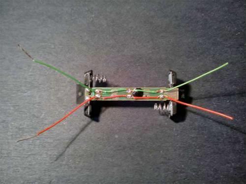 Провода питания светодиодов
