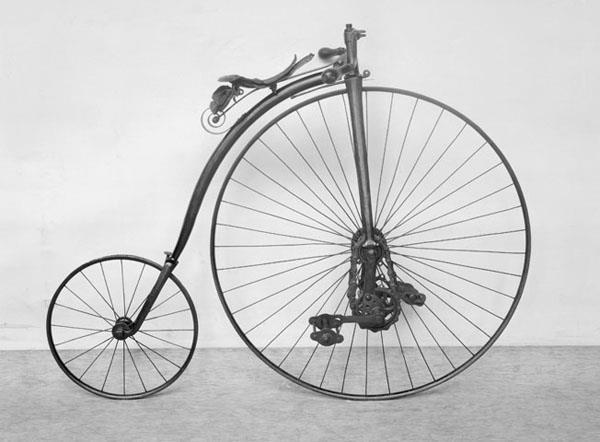 "Велосипед ""кенгуру"""