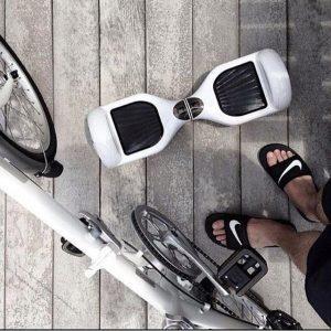 Что лучше - гироскутер или велосипед?